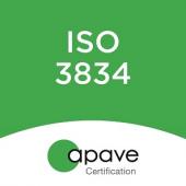 BAROU ÉQUIPEMENTS certifié ISO 3834-2 : un gage de qualité supplémentaire